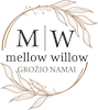 Mellow Willow grožio namai