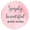 Simply beautiful grožio studija