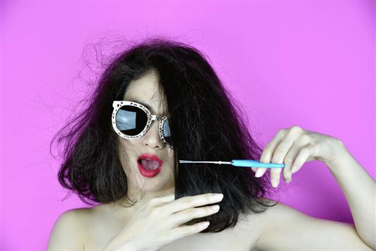 Kaip prižiūrėti dažytus plaukus?