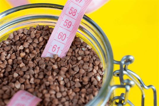 Grikių dieta – stulbinantys rezultatai per trumpą laiką