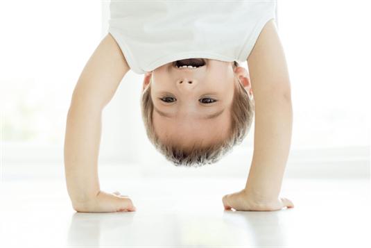 Masažas vaikams - natūralus būdas pagerinti savijautą