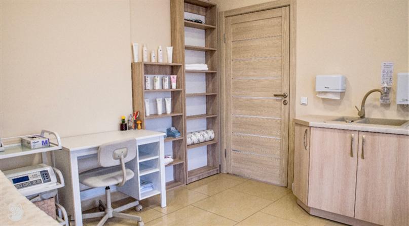 Naujamiesčio šeimos klinika -kosmetologė Svetlana