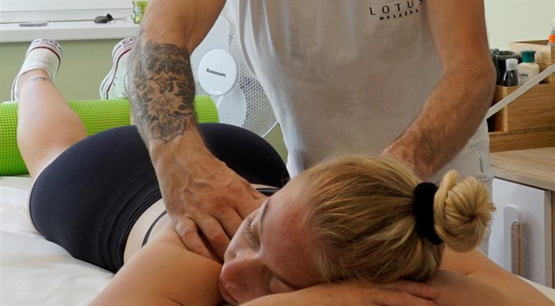 Masažas Lotus