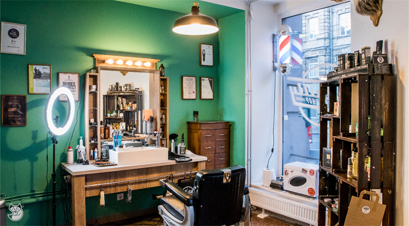 Hillbilly Barbershop