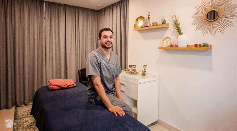 Ashraf masažo studija
