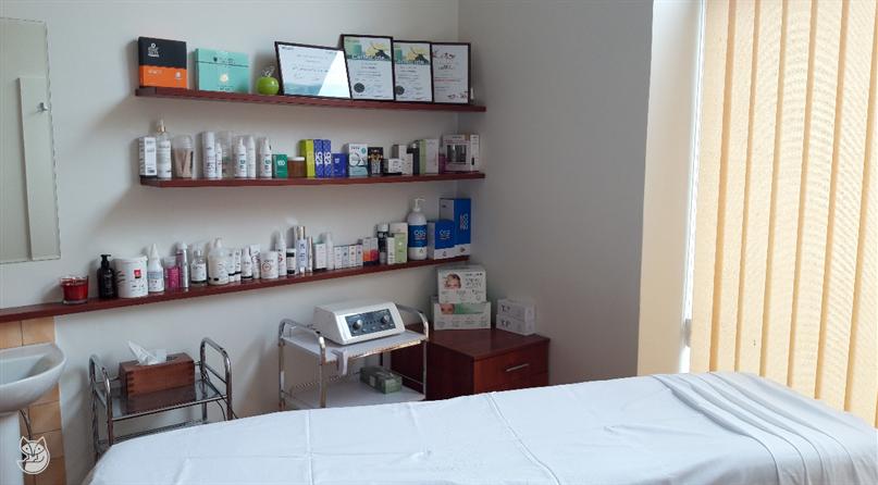 Kosmetologė Jelena Pyshkina. Grožio ir sveikatos tarnyba.