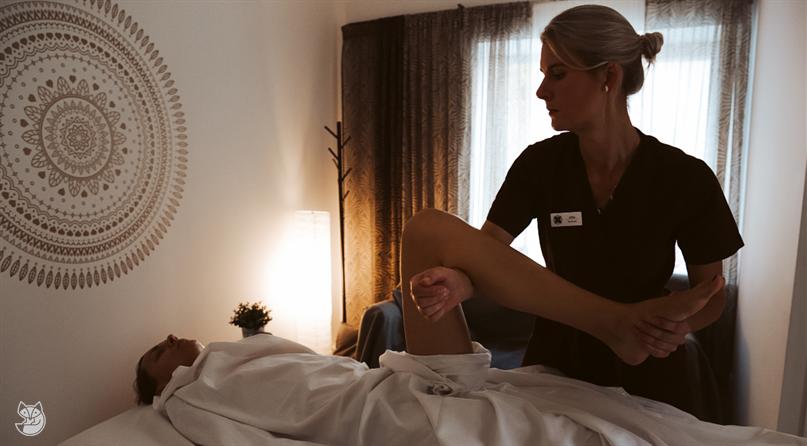RS Holistinė Jolitos masažo terapija