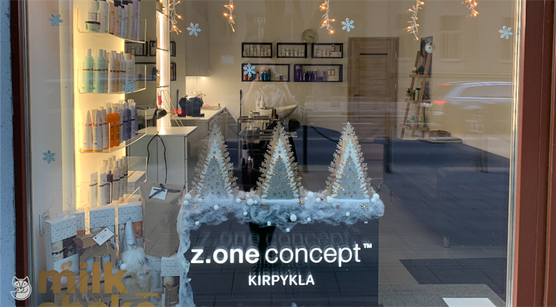 z.one concept kirpykla - Ghairstyl