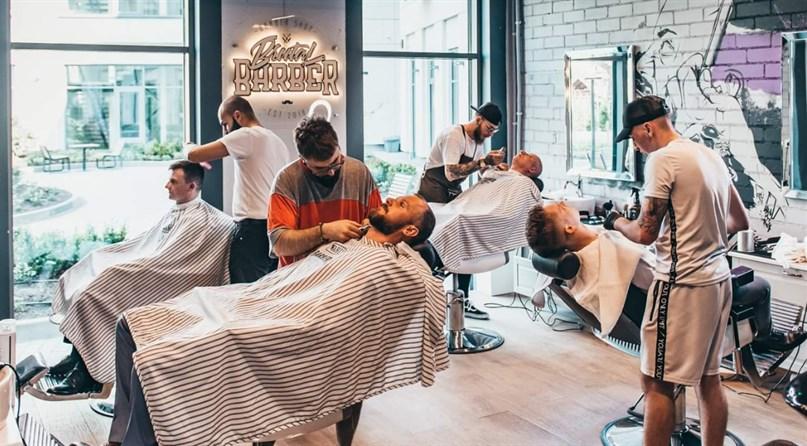 Brutal barber