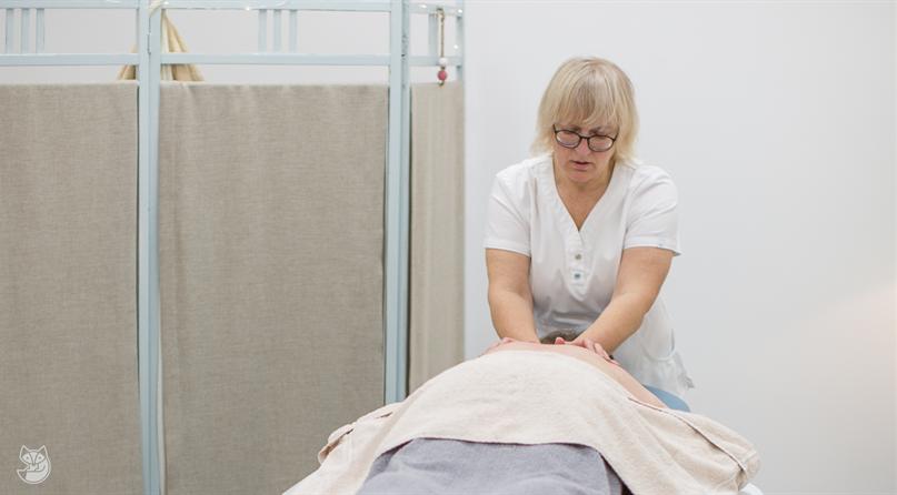 Kūno terapijos ir masažo studija - KŪNO TYLA